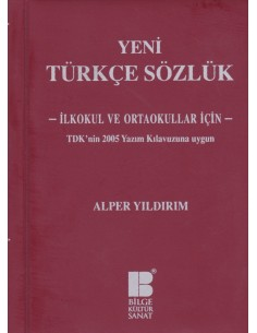 Bilge Kültür Sanat Türkçe Sözlük