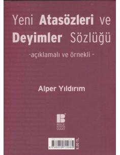 Bilge Kültür Sanat Atasözleri ve Deyimler Sözlüğü