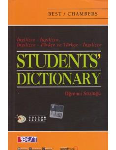 Best / Chambers Student's Dictionary İngilizce - Türkçe Sözlük