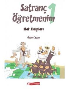 ODTÜ Yayınları Satranç Öğretmenim - 1 Mat Kalıpları
