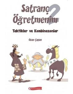 ODTÜ Yayınları Satranç Öğretmenim - 2 Taktikler ve Kombinezonlar