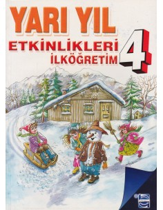 Buhan Yayınları 4. Sınıf Yarıyıl Tatil Kitabı