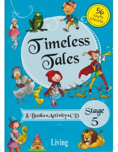 Living Yayınları Timeless Tales İngilizce Hikaye Seti Stage 5