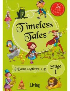 Living Yayınları Timeless Tales İngilizce Hikaye Seti Stage 1