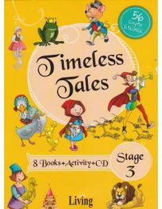 Living Yayınları Timeless Tales İngilizce Hikaye Seti Stage 3
