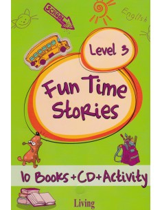 Living Yayınları Fun Time Stories Level 3
