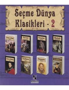 Anonim Yayıncılık Seçme Dünya Klasikleri 20 Kitap