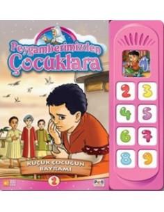 Pati Eğitim Sesli Kitap Küçük Çocuğun Bayramı