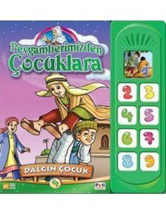 Pati Eğitim Sesli Kitap Dalgın Çocuk