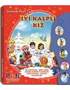 Pati Eğitim Sesli Kitap Yetenek Keşfi İyi Kalpli Kız