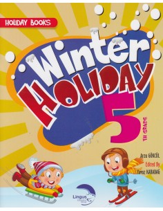 Lingus Education Group Winter Holiday 6th Grade