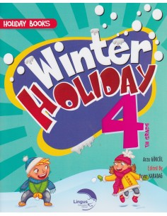 Lingus Education Group Winter Holiday 5th Grade