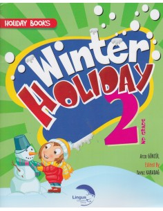 Lingus Education Group Winter Holiday 3th Grade