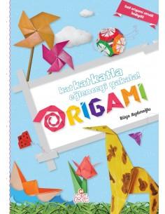 Nesil Çocuk Origami Kat Kat Katla Eğlenceyi Yakala