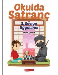 ODTÜ Yayınları Okulda Satranç 3.Seviye Uygulama