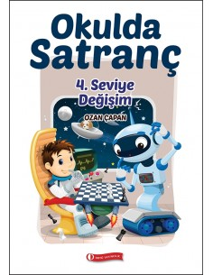 ODTÜ Yayınları Okulda Satranç 4.Seviye Değişim