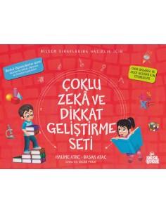 Nesil Çocuk Yayınları Çoklu Zeka ve Dikkat Geliştirme Seti (BİLSEM)