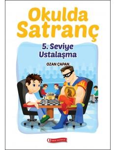 ODTÜ Yayınları Okulda Satranç 5.Seviye Ustalaşma