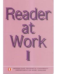 ODTÜ Yayınları Reader at Work 1