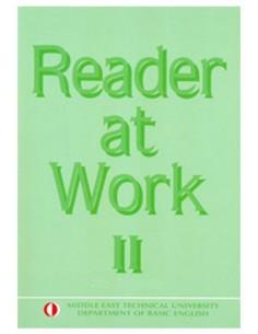 ODTÜ Yayınları Reader at Work 2