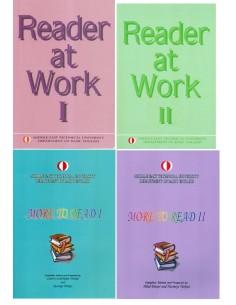 ODTÜ Yayınları Reader at Work 1 - 2 More To Read 1 -2 Set
