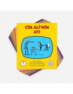 Cin Ali Hikaye Seti (1.Sınıflar İçin)