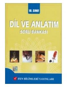 Fen Bilimleri Yayınları 10.Sınıf Dil ve Anlatım Soru Bankası