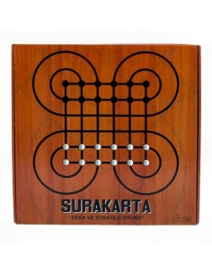 Hobi Surakarta Ahşap Zeka Oyunu