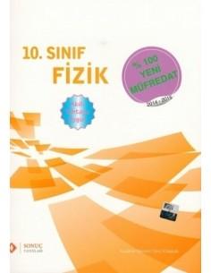 Sonuç Yayınları 10.Sınıf Fizik Fasikül Set