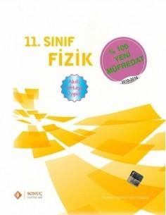 Sonuç Yayınları 11.Sınıf Fizik Fasikül Set