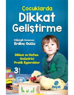 Hayat Yayınları Çocuklarda Dikkat Geliştirme