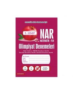 Altın Nokta 5.Sınıf NAR Olimpiyat Denemeleri Matematik - Fen