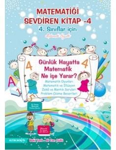 Altın Nokta 4.Sınıf Matematiği Sevdiren Kitap