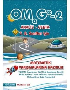 Altın Nokta 7.ve 8.Sınıf Matematik Olimpiyatları Omage 2 Analiz Cebir