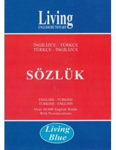 Living Yayınları Living Blue İngilizce-Türkçe Sözlük