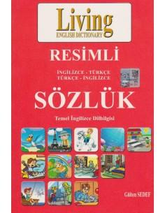 Living Yayınları Resimli İngilizce-Türkçe Sözlük