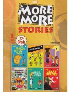 Kurmay Yayınları More&More Stories 5. Sınıf Hikaye Serisi