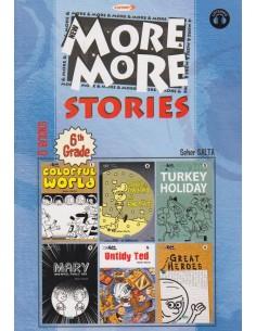 Kurmay Yayınları More&More Stories 6. Sınıf Hikaye Serisi