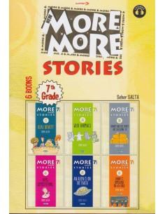 Kurmay Yayınları More&More Stories 7. Sınıf Hikaye Serisi