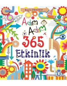Timaş Yayınları Adım Adım 365 Etkinlik
