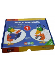 SB Yayıncılık 1.Sınıf Türkçe ve Matematik Etkinlik Ödev Çalışma Kitapları