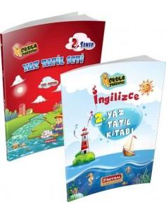 Soysal Yayınları 3.Sınıf Yaz Tatil Seti