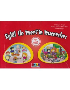 Öykü Yayıncılık Eylül ile Mert'in Maceraları