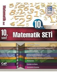 Çap Yayınları 10.Sınıf Matematik Seti