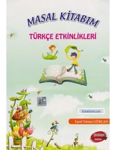 Çankaya Yayıncılık 1.Sınıf Masal Kitabım Türkçe Etkinlikleri