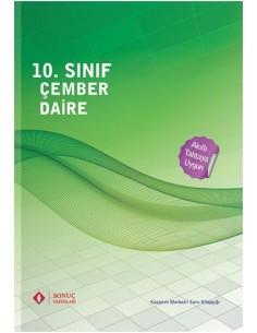Sonuç Yayınları 10.Sınıf Çember Daire