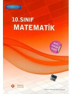 Sonuç Yayınları 10.Sınıf Matematik Fasikül Set