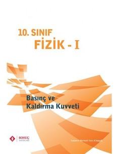 Sonuç Yayınları 10.Sınıf Fizik Basınç ve Kaldırma Kuvveti