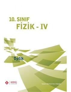 Sonuç Yayınları 10.Sınıf Fizik Optik