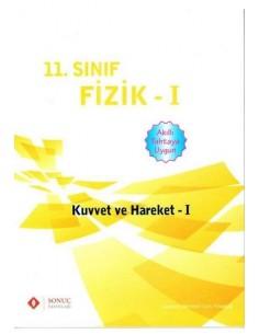 Sonuç Yayınları 11.Sınıf Fizik Kuvvet ve Hareket 1